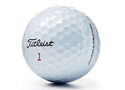 100 AAA+ Titleist Pro V1X 2014 AAA+ Used Golf Balls
