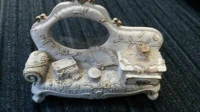 Victorian era couch dresser Collectible Figurine Decorative Ornament