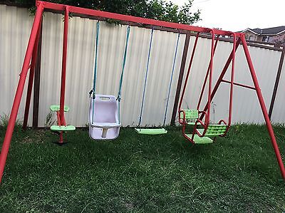 kids swing sets