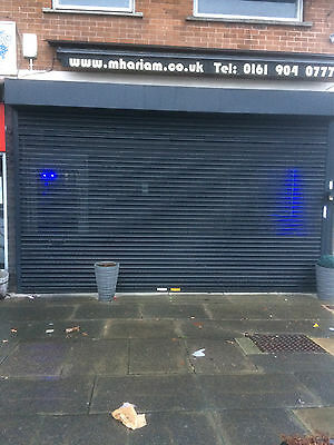 Security Electric Roller Shutter For Shop Front