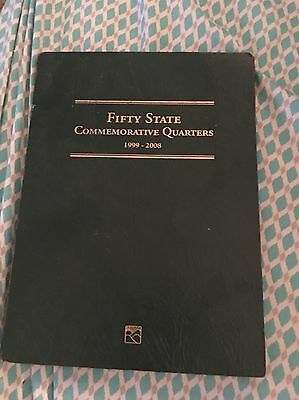Fifty State Commemorative Quarters 1999-2008 Complete