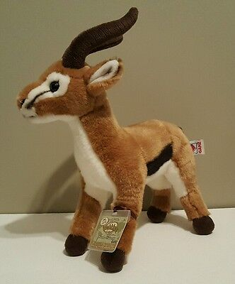 Webkinz Signature Dama Gazelle Endangered Species New With Code Sold Out Ganz