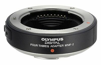 Olympus MMF-2 Micro Four Thirds Adapter for Four Thirds Lenses - Excellent