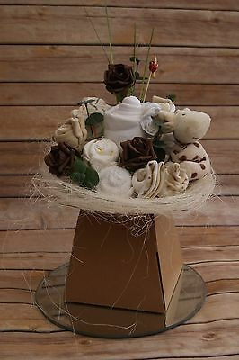 Baby Clothing Bouquet  - Boy /Girl - Baby Shower  - Unisex Gift