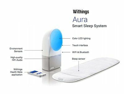 Withings WAS01 Aura Smart Sleep System