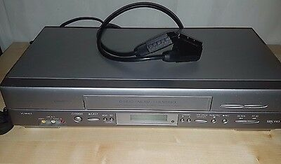 Sharp VC-MH815 VHS VCR Video Recorder Player 6 HEAD NICAM - Tested - VideoPlus+