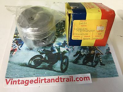Genuine Kawasaki,NOS,OEM,NEW, 13029-073 ,PISTON,0.020'0.S