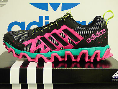 super popular 28678 59678 NEW AUTHENTIC ADIDAS Incision Trail Womens Running Shoes - BlackPink  BA8664