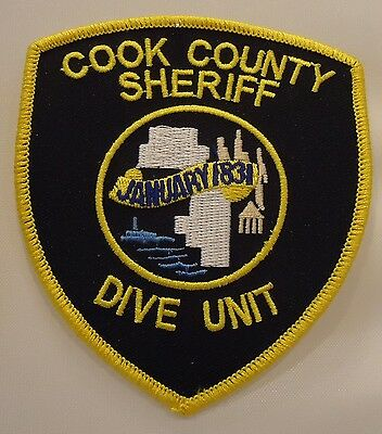 "Cook County "" Sheriff's "" Dive Unit"""