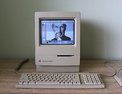 Apple Macintosh Classic 2, 10mb ram
