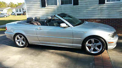 2005 BMW 3-Series  2005 BMW 325CI 85500k miles convertible