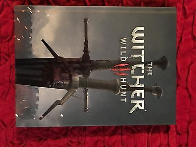 PS/XBOX Witcher III Strategy Guide