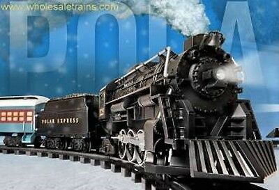 Lionel Polar Express Train Set, Battery Operated 7-11022