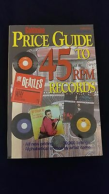 Goldmine Price Guide to 45 RPM Records, 1996 Edition, Tim Neely
