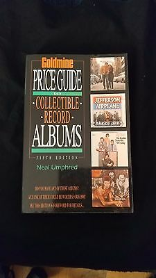 Goldmine Price Guide to Collectible Record Albums by Neal Umphred (1996)