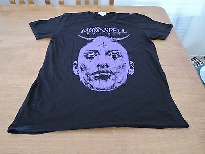 Moonspell Band Shirt Size M