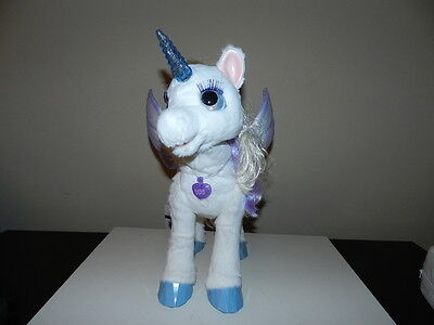 Hasbro FurReal Friends StarLily My Magical Unicorn Pet Interactive