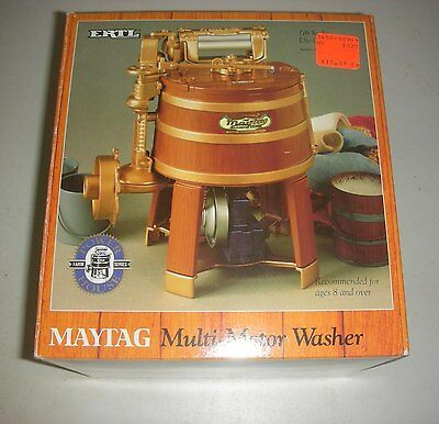 Ertl Maytag Multi-Motor Washing Machine 1993 in Original Box
