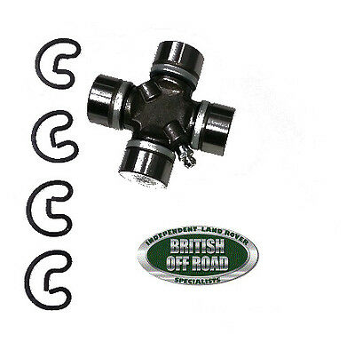 Tvc100010 - Land Rover Universal Joint - H/duty - Defender Range Rover Discovery