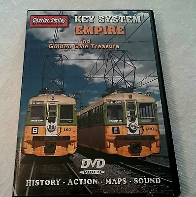 Charles Smiley Catenary Video Key System Empire and Golden Gate Treasure DVD