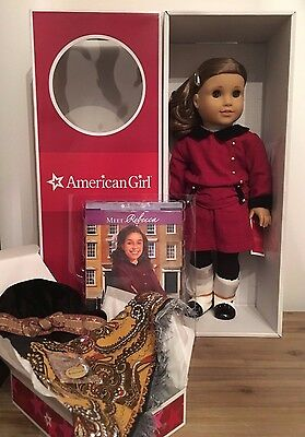 NIB American Girl Classic (Original) Rebecca Doll Starter set SOLD OUT