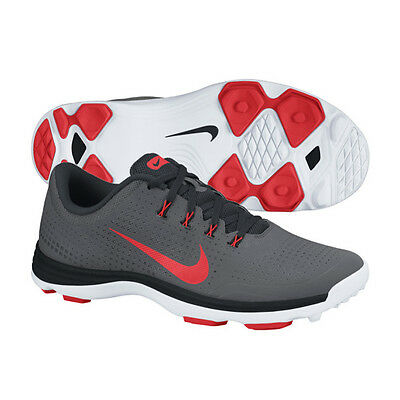 NEW  Nike Lunar Cypress Men's Golf Shoes STYLE #652522-002 SIZE 9