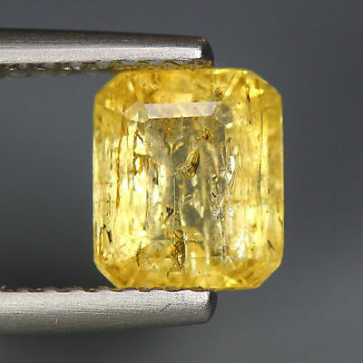 1.61 Cts_Great Stunning Top Class Nice Color_100 % Natural Imperial Topaz_Brazil