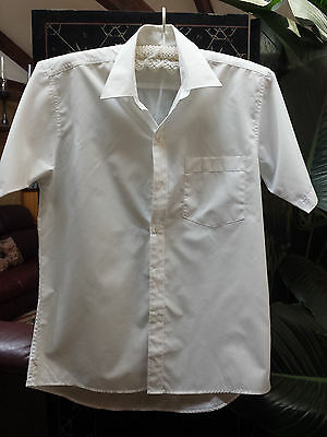 Midford School Shirt Size 14 Short Sleeved