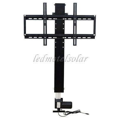 """Automatical 28"""" 700mm 100-240V AC TV Lift Mount Bracket & Controller for Home"""