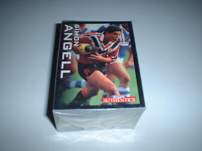 New Zealand Rugby League  trading card Set - Australian Issue