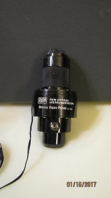 ROI RAM OPTICAL INSTRUMENTS Optical Video Probe