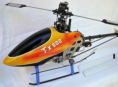 Trex 500 RC Helicopter Clone