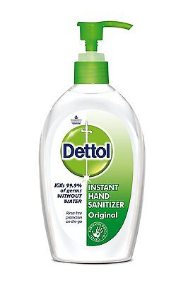 Dettol Sanitizer Recommended by the Indian Medical Association 200 ml