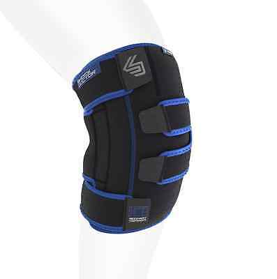 Shock Doctor Compression Knee Wrap Performance Sports ICE Recovery Cold Therapy