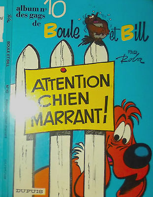 Album Boule Et Bill, Attention Chien Marran !