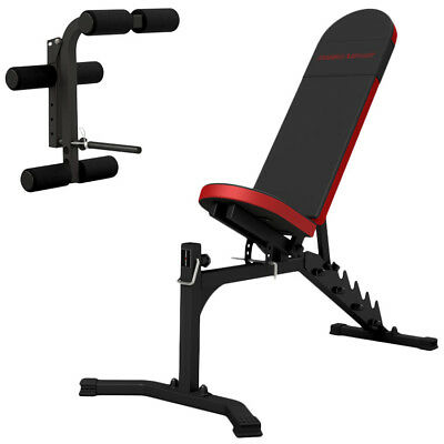 Banc + Equipement Mh-Z146 Marbo-Sport Poste Multi Gym Home Musculation Station