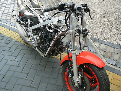 Yamaha rd 500 lc ypvs   project   spares or repair
