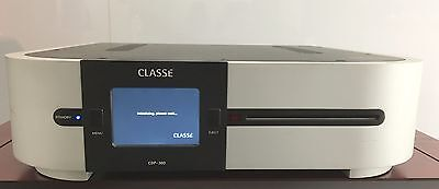 Classe Audio CDP-300 High End CD-Player