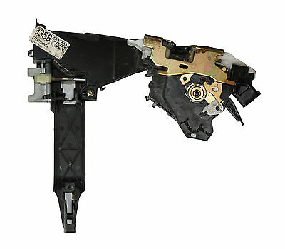 Ford Mondeo Mk3 Front Driver Central Door Lock Actuator Assy 2001-2003