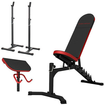 Banc Musculation Equipement Accessoires Mh-Z155 Marbo-Sport Gym Fitness