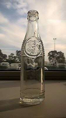 Vintage 7 fl. oz. A. W. COLLIS & SONS, FOSTER Bottle – Advertising, Grocery