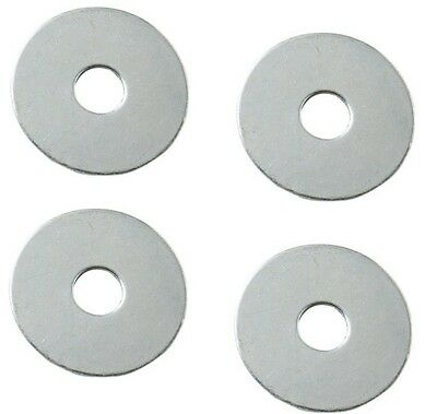 Penny Repair Washers 19mm, 25mm, 38mm, 50mm Dia Zinc Plated PK 10, 50, 100, 150