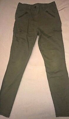 Girls Jeggings Age 12-13 Years