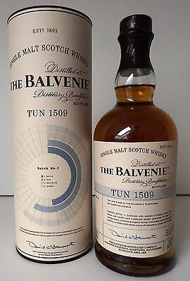 Balvenie Tun 1509 Batch No. 2   Single Malt Scotch Whisky