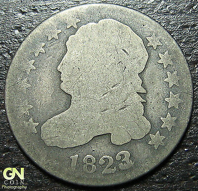 1823 Capped Bust Dime  --  MAKE US AN OFFER!  #W3547  ZXCV