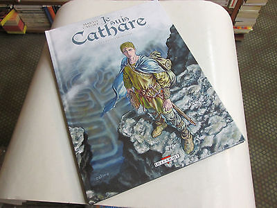 DELCOURT / EO /JE SUIS CATHARE.t5.. grand labyrinthe /MAKYO/CALORE