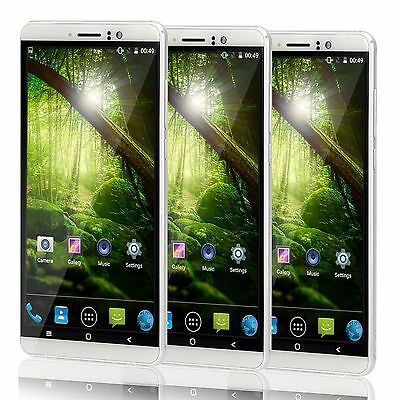 """XGODY Y14 6""""inch  8GB Android Mobile Phone Unlocked 5MP 3G GSM Smartphone 4 core"""