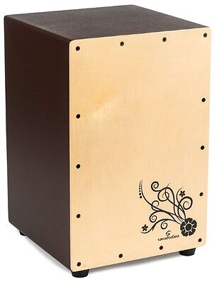 SOUNDSATION SCAJ05 TR Cajon Tattoo Tribal