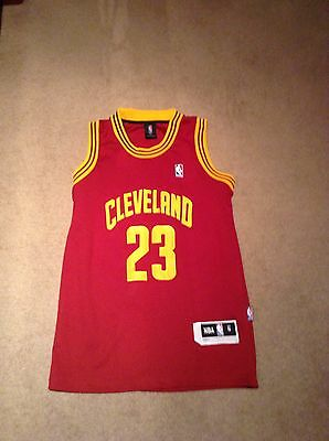 Lebron James #23 jersey size adult small