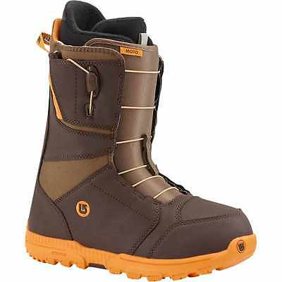 Burton MOTO BROWN/ORANGE